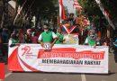 SOSIALISASI KELILING ADMINISTRASI KEPENDUDUKAN DALAM RANGKAIAN KEGIATAN PERAYAAN HUT KE – 72  PROKLAMASI KEMERDEKAAN REPUBLIK INDONESIA